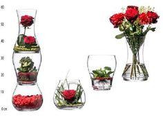 Hakbijl glas Vaas concept 2.0 - Trend Flowers Nieuwkoop