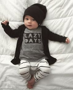 Lazy Days Shirt Pants