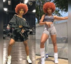 SZA is now Queen of the Afro ✨✨ Black Girls Hairstyles, African Hairstyles, Latest Hairstyles, Afro Hairstyles, Hairstyles Pictures, Beautiful Black Women, Beautiful People, Curly Hair Styles, Natural Hair Styles