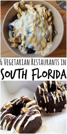 Vegetarian Restaurants in South  Florida
