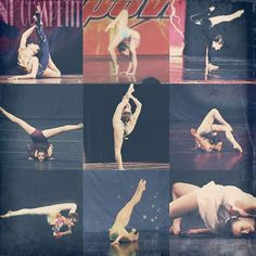 Brooke is my inspiration! I learned so much from watching her routines. Now I'm almost as flexible as her, ( but not as strong )