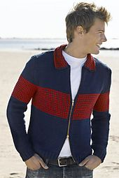 Miss Julia's Vintage Knit & Crochet Patterns: Free Patterns - 20 Mens Sweaters to Knit