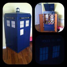 TARDIS toy box