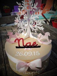 Silicone Moule Maria Anniversaire Baptême Crème gâteau emporte-pièce NEUF