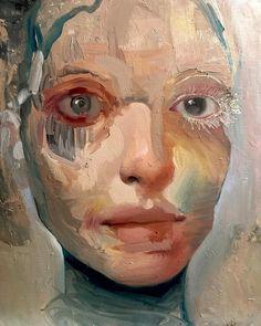 2,122 vind-ik-leuks, 34 reacties - Caroline Westerhout (@carolineagain) op Instagram: 'Starting something new. It took me a day of painting removing and aaaaarrrggghhh  to come up with…'