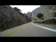 Scariest drives: Kings Canyon Highway (SR 180) – Sequoia National Monument, California #AAAMapMonth