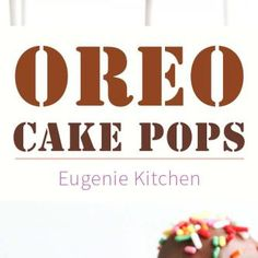 Cake pops can't be easier than this! Cream cheese, Oreo cookies and melted chocolate will make a perfect Valentine's Day gift. No further directions necessary. Just follow the instructions in the video below step by step. It's the easiest foolproof cake pop recipe ever. Happy cooking! 4.0 from 1 reviews Oreo Cake Pop Recipe - …