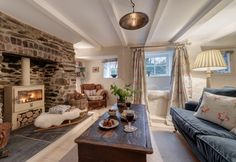 Sweetpea Cottage luxury baby-friendly self-catering holiday cottage nr Crantock
