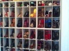 Awesome shoe storage