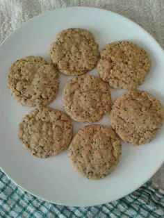 Super Chewy Oatmeal Cookies | the dutch baker
