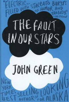 The Fault in Our Stars by John Green--Heartbreaking, but wonderful. I had been warned it was sad, but it still caught me by surprise. Yes, I did cry.