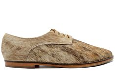 Kaya Oxford Nguni Salt Brown Suede Leather, Soft Leather, Facebook Style, African Design, Working Woman, Vegetable Tanned Leather, Boss Lady, Derby