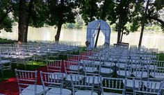 Ceremony River View