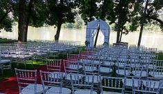 Ceremony River View Wedding Decorations, River, Inspiration, Biblical Inspiration, Wedding Decor, Rivers, Inspirational, Inhalation