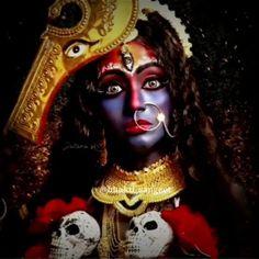 Kali Mata, Shiva Hindu, Mahakal Shiva, Hindu Deities, Jay Maa Kali, Durga Puja, Krishna Art, Maa Kali Images, Durga Images