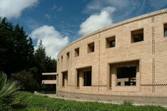 Edificio de Postgrados de Ciencias Humanas Universidad Nacional