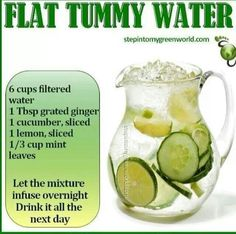 This looks super tasty with the addition of ginger and mint- I want to try this!!