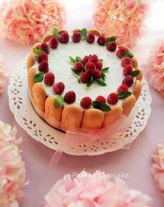 Kec d   Kedidilli frambuazlı pasta