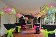 Neon ballonnen.   Voor meer informatie bezoek onze website: www.PartyPracht.be