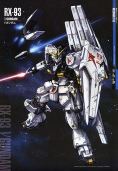 Mobile Suit Gundam: Char's Counterattack - RX-93 ν Gundam