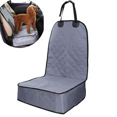 T Tocas® Waterproof Dog Car Front Seat Cover, Non-slip Pets Mat for most Auto Trucks and SUVs *** You can find out more details at the link of the image. #Pets