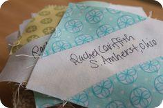 """Signature """"Siggy"""" block from P.S. I Quilt"""