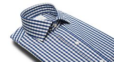 Ledbury is a Richmond, Virginia based men's apparel company that specializes in luxury men's dress shirts, casual shirts and related accessories. Clothing Company, Get Dressed, Gingham, Casual Shirts, Menswear, Slim, Mens Fashion, Navy, Fitness