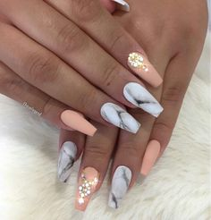 31 super trendy nail inspirations 500 × 613 pixels … Babyboomer Nägel is the new modern French manicure Ellise M Glitter Gel Nail Designs for Short Nails for Spring 2019 22 … 50 Cool Gel Nail Design Ideas – … Gorgeous Nails, Love Nails, Fun Nails, Glitter Nails, Gold Nail, Nail Art Designs, Acrylic Nail Designs, Acrylic Colors, Nails Design