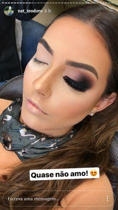 Eyeshadow Looks, Jewlery, Makeup Looks, Hair Makeup, Make Up, Magic, Mom, Face, Night Makeup