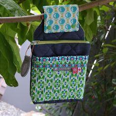 Hüft- & Gürteltaschen - Hüfttasche / Gürteltasche / Freizeit - ein Designerstück von die-kreativen-adern bei DaWanda