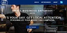 amex shop small saturday AMEX SMALL BUSINESS SATURDAY COMING NOVEMBER – $10 Statement Credit Amex Shop Small, Small Business Saturday, Support Small Business, Free Cash, Support Local, Shopping Day, Get Started, Charity
