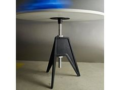 Screw Table w Marble Top by Tom Dixon — Maxwell's Daily Find 10.31.14