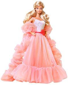 Barbie Peaches' n Cream / Peach Blossom, 1984... ce l' avevo! La adoravo... chissà che fine ha fatto :(