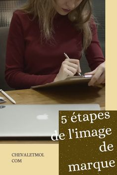 5 étapes claires pour créer une image de marque forte et importante pour tes clients. Entrepreneur, Images, Marketing, Tips, Brand Management, Advice, Hacks