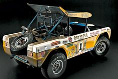Oly bronco parnelli jones and bill stroppe racing bronco Most famous bronco in the world