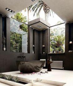 Living Room Decor Tips, Bedroom Decorating Tips, Bathroom Design Luxury, Bath Design, Ventana Windows, Architecture Design, Loft Interior, Bathroom Design Inspiration, Decoration Inspiration