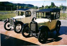 1929 Austin Van