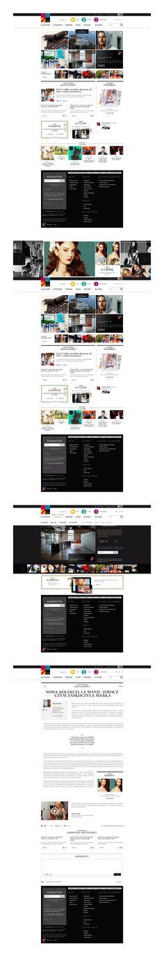 Fashion | Galeria Kazmierz on Web Design Served
