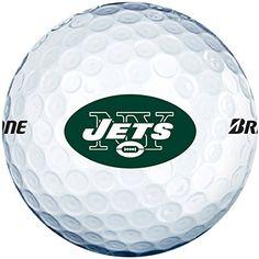 Bridgestone 2015 Nfl E6 Golf Balls Jets ** You can get additional details at the image link.