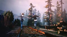 How adventure game Life is Strange blends time travel and teen drama | The Verge