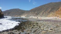Pfeiffer beach - Big sur - California