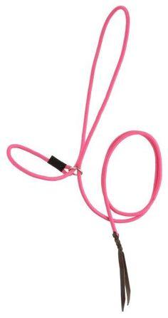 Pocket Rope Halter. Good for emergencies