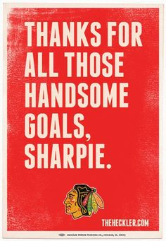 Sports bring everyone together! You never knw the ending, like mind numbing tv! And hockey you can punch somebody in the face and get a time out ❤ We are making History people pay attention! Enjoy the era Blackhawks Hockey, Hockey Teams, Chicago Blackhawks, Hockey Stuff, Stars Hockey, Blackhawks News, Hockey Rules, Chicago Chicago, Chicago Style