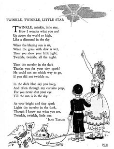 Twinkle, Twinkle, Little Star by katinthecupboard, via Flickr