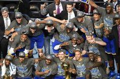 Golden State Warriors Juara NBA 2015