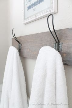 Bathroom Towels Towel Hooks