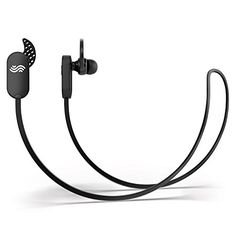 Wireless Bluetooth Headset, HandsFree Wireless Headphones Earpiece Ear Hooks with Mic for Business/Office/Driving - Compatible with iPhone Samsung Android Cellphones Bluetooth Headphones, Noise Cancelling, Headset, Cool Things To Buy, Iphone, Sport Earbuds, Exercise, Gym, Play