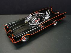 1966 Batmobile the car of my dreams when I was 5, and now I want a car with 4 doors and 40+ mpg.