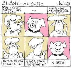 FULVO IL LUPO & Co. - La società animale: 21.2017 - AL SESSO