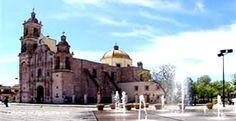 templo de san marcos.aguascalientes mexico
